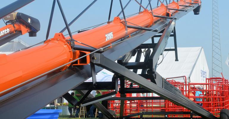 Grain and material handling equipment can help you boost efficiency and enhance quality of the product you produce from your operation