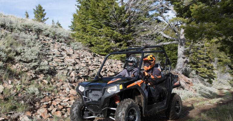 Polaris launches the 2016 RZR
