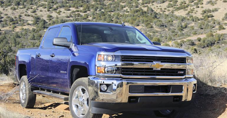 Chevrolet has officially launched the new Silverado 2500HD and 3500HD models Totally redesigned they offer a range of key features for the farm