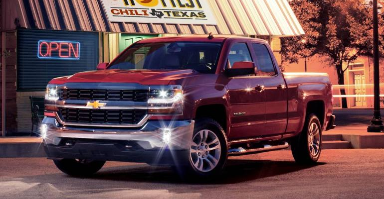 Chevrolet has updated the Silverado with new cosmetic features but there are more hightech features as well some finetuning under the hood