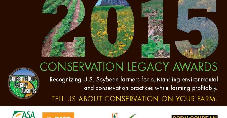 Apply for the 2015 Conservation Legacy Awards