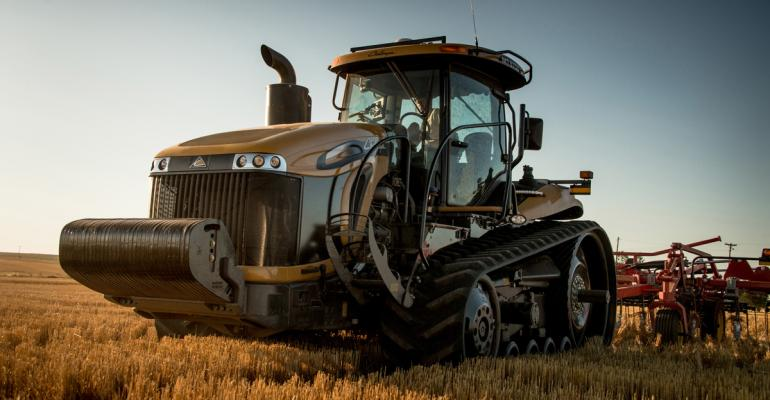 8 tracked tractor options
