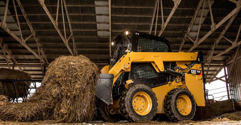 Nozzle control, track loaders, tillage tools and more