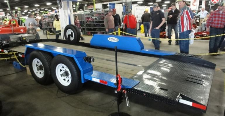 New products at National Farm Machinery Show from Air-Barn, Kemco, Digi-Star, Thunder Creek, Norstar Industries, and more