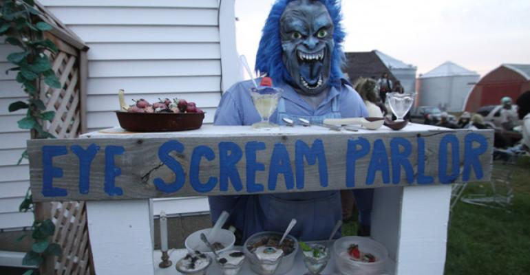 Getting in the Halloween spirit: A tour of the Sturtevant Haunted Farm in Illinois