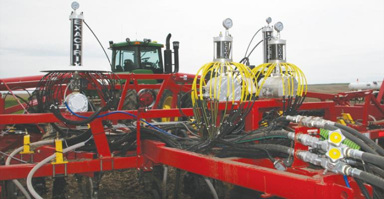 Photo gallery: High-speed anhydrous applicators