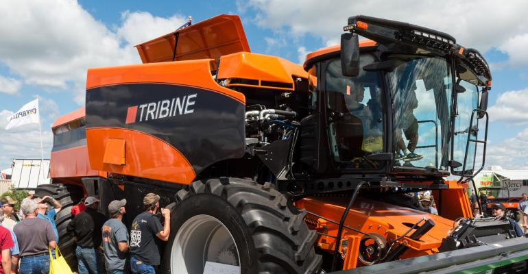 A closer look at the Tribine