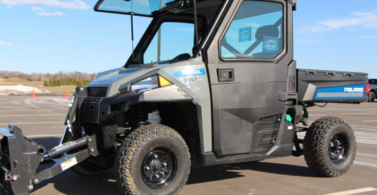 Test Drive: Polaris' new line of commercial vehicles