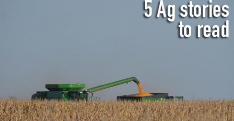 5 Agriculture stories to read, Oct. 24, 2014
