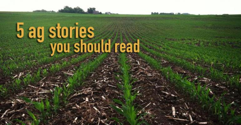 5 Agriculture stories to read, May 8, 2015