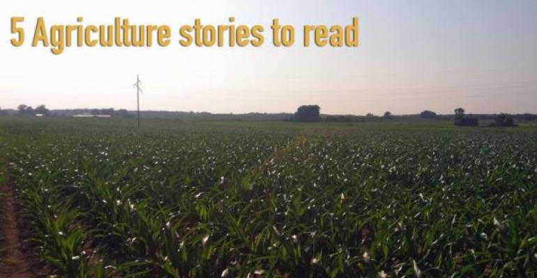 5 Agriculture stories to read, July 10, 2015