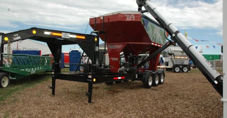 ParKan offers several seed tenders to the market this one geared for highervolume use for dealers and larger operations