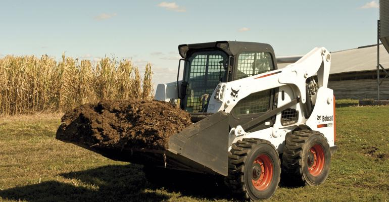 New Bobcat skid-steer loaders, tire tech, precise weighing and more