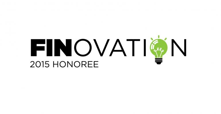 2015 FinOvation Award winners