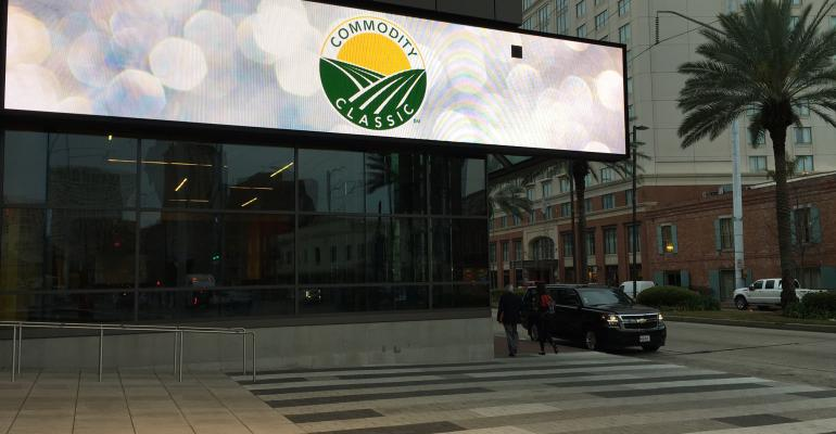 Commodity Classic 2016: Farming different, agvocating, weed resistance, more