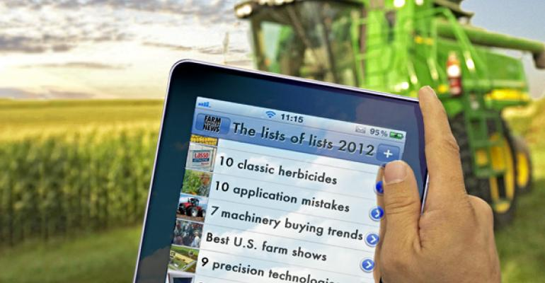 Top agricultural mobile apps for your smartphone