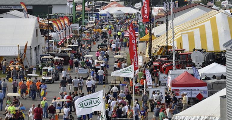Farm Progress Show attendees had plenty of new tools to see on the farm