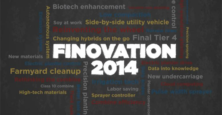 2014 FinOvation Award winners