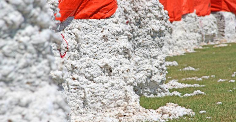 Cotton prices fall, but demand still strong