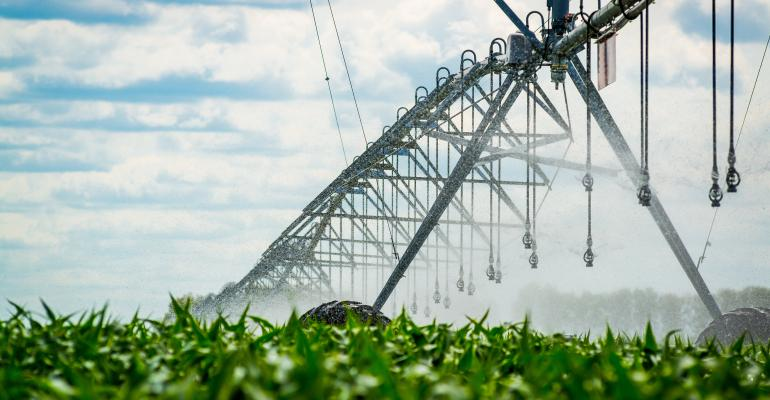benefits of irrigation in the Upper Midwest