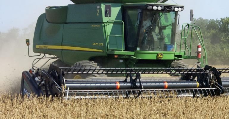 Harvest continues in the Mississippi Delta