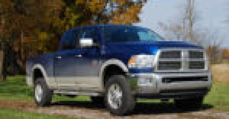 New Ram HD Trucks Made for Towing