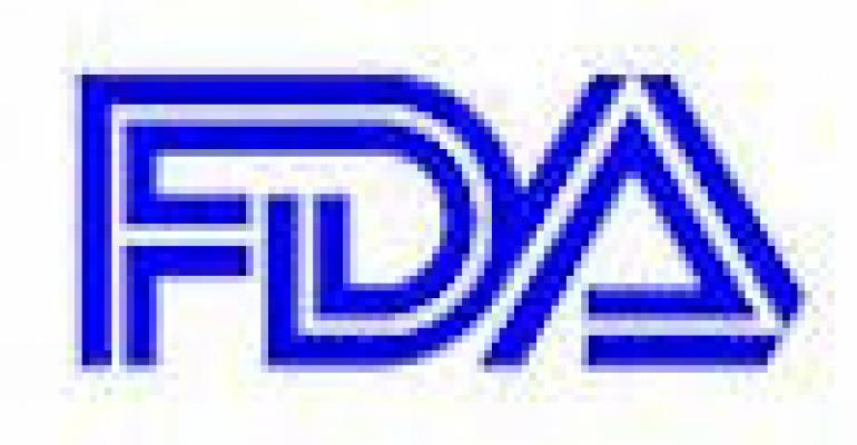 FDA Plans To Release New Food Safety Rules Jan. 4