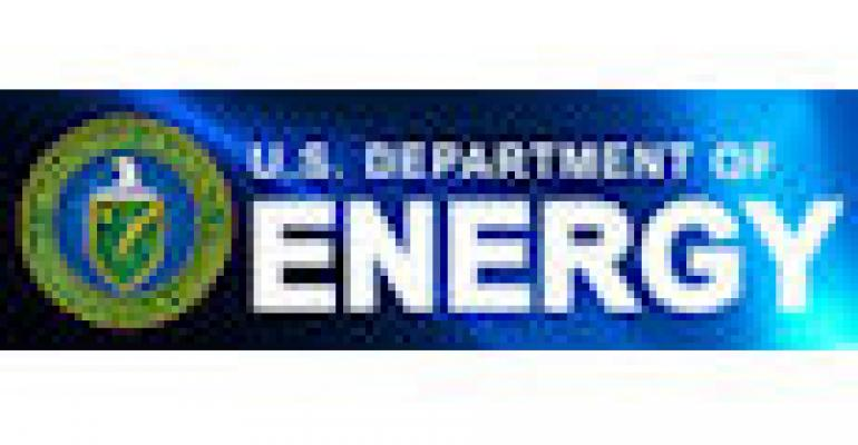 Energy Department to Support Cellulosic Ethanol Plant