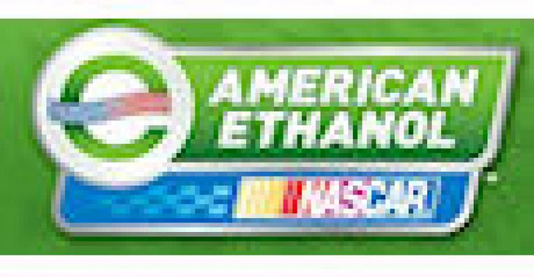 American Ethanol Paint Scheme Featured in Upcoming NASCAR Race