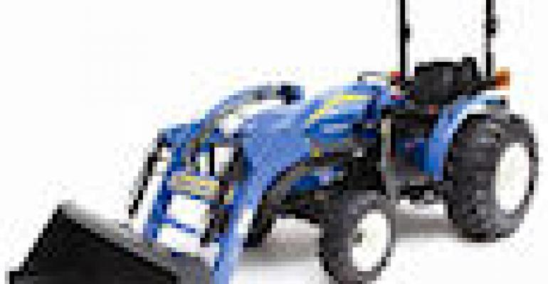 Win a Boomer Tractor for Five Years