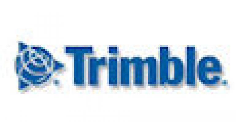 Trimble Offers New High-Accuracy Correction Service