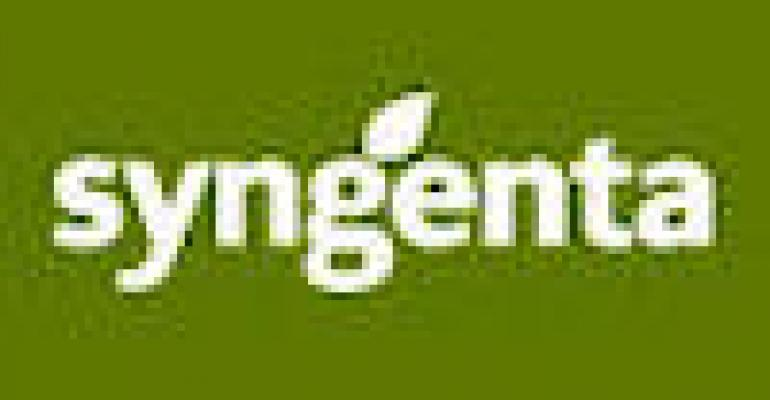Syngenta Launches Vibrance to Fight Rhizoctonia in Cereals