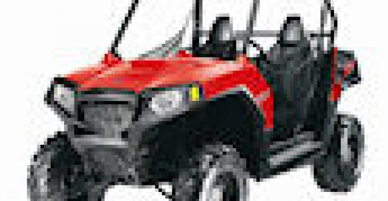 Polaris Offers New RZR