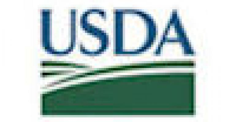 Disaster Areas Toured by USDA Officials