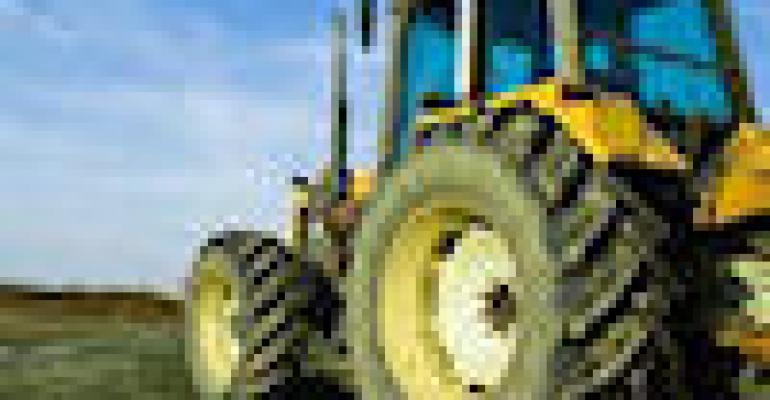 Farmers: Beware Of Tractor Overturn Risk