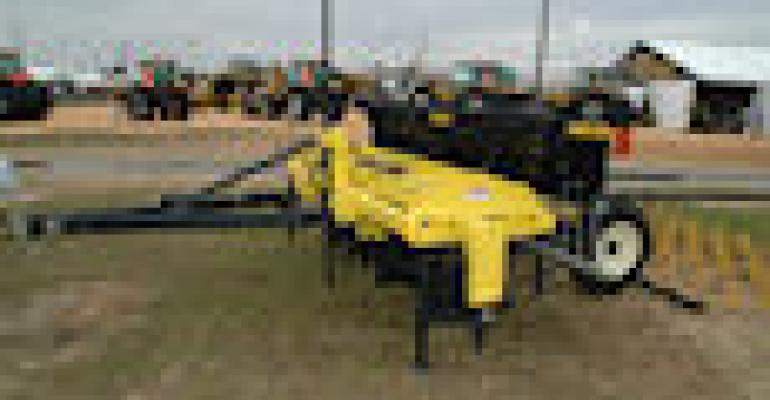 AerWay Offers Single-Pass Aeration, Seeding
