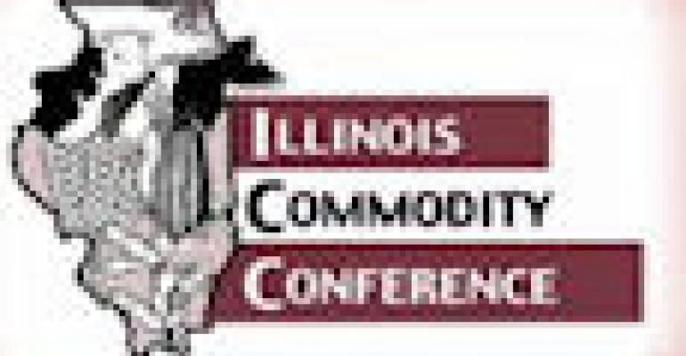 Illinois Commodity Conference Set For Bloomington