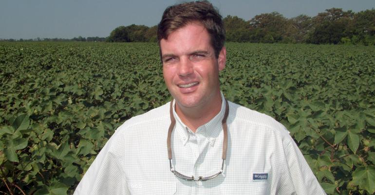 For Louise Miss cotton producer Darrington Seward precision farming is not just a hightech futuristic way of farming Itrsquos standard operating procedure on his farm