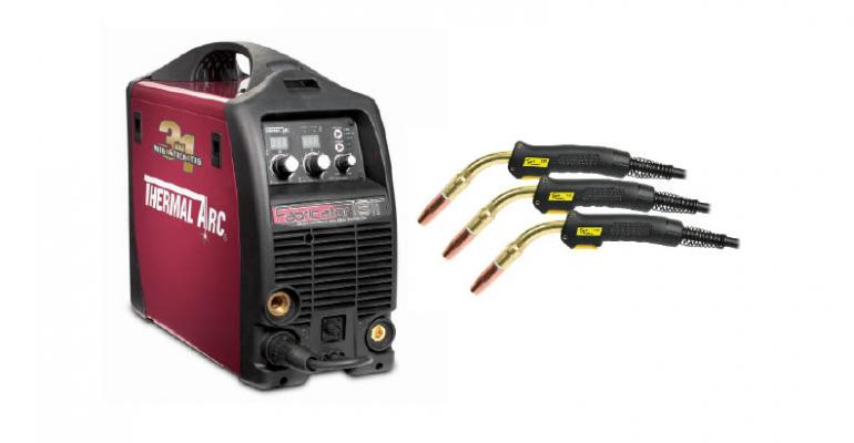 Thermadyne introduces new Thermal Arc 3-in-1 welding system