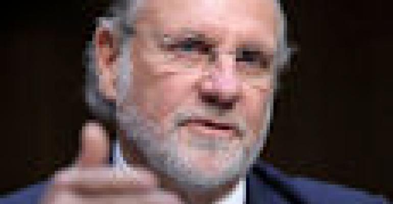 Corzine Testifies Never Authorized Fund 'Misuse'