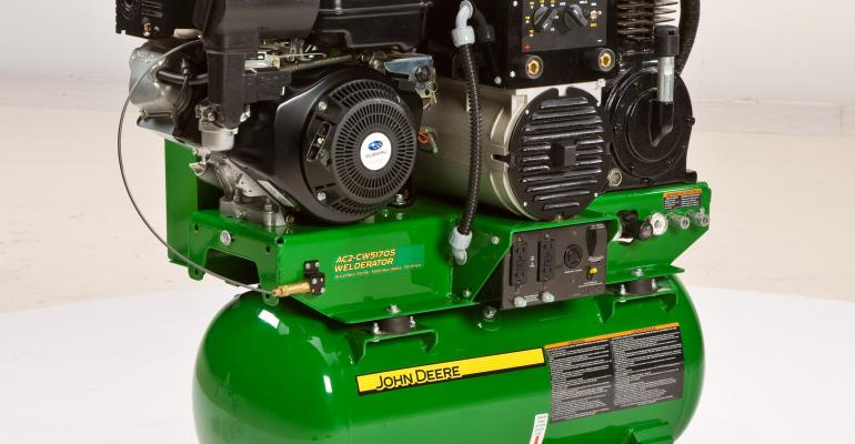 John Deere introduces 3-in-1 Welderator for the workshop or service truck