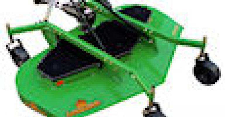 Land Pride's New Grooming Mower Aimed At Commercial Use