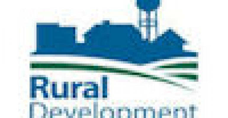 USDA Announces Economic Development Funding