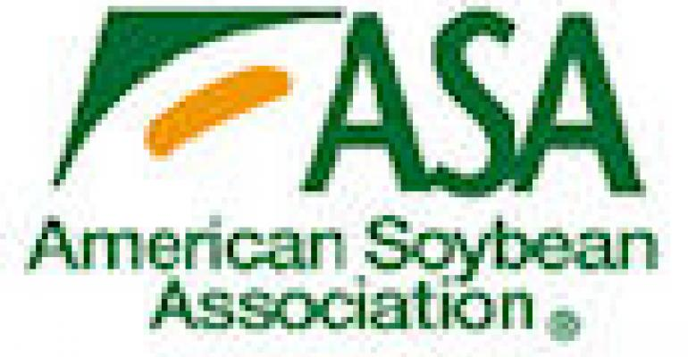 ASA Calls on Producers to Contact Legislators on FTA