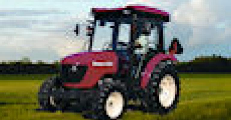 Branson Puts Cabs On The 20C Series Ag Tractor