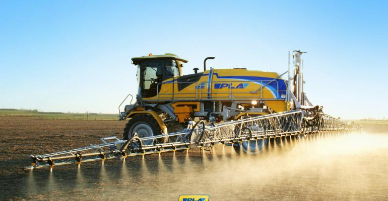Argentina farm equipment manufacturer to introduce self-propelled sprayer