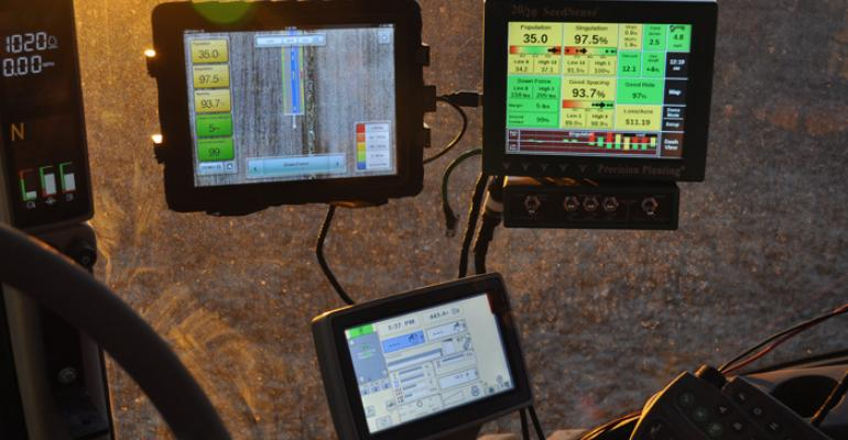 Precision Planting launches iPad monitor application
