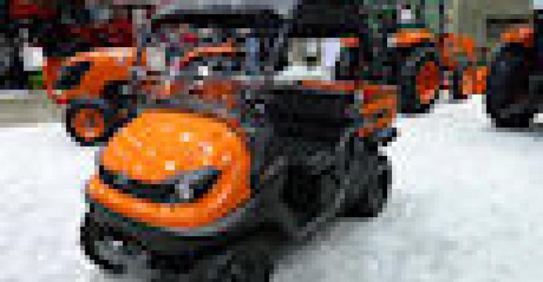 Adding To The Kubota RTV Line