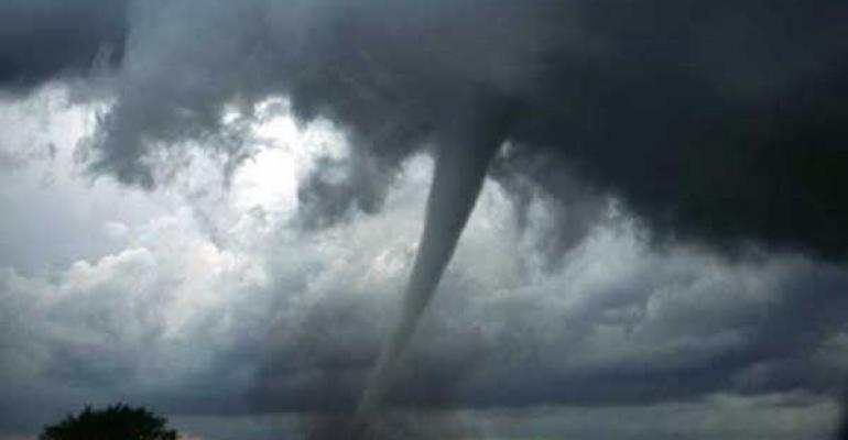 Above normal tornado numbers expected in 2012