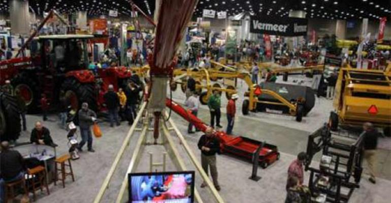 The best U.S. and international farm shows